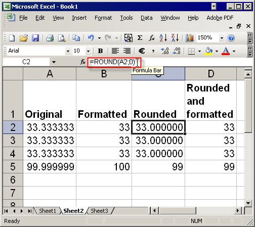 Overview of formulas in Excel