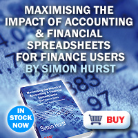 Essential guide to Excel for accountants book